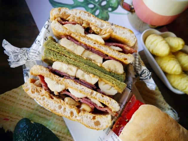 三明治 3