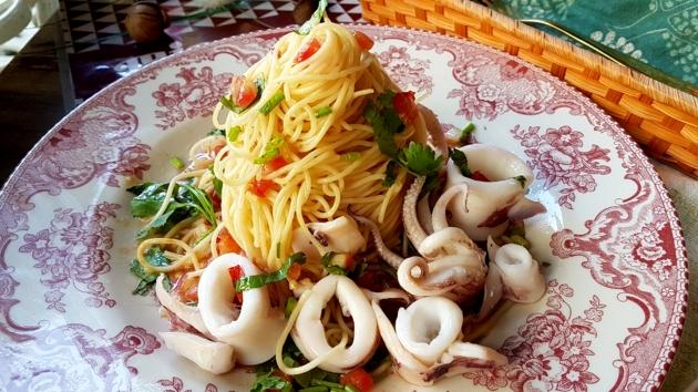 酸辣/胡麻冷麵Cold Pasta 4