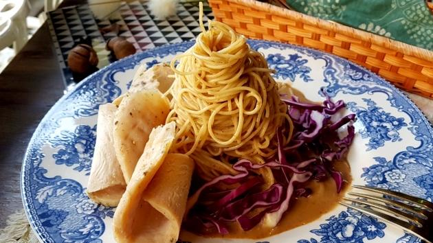 酸辣/胡麻冷麵Cold Pasta 2