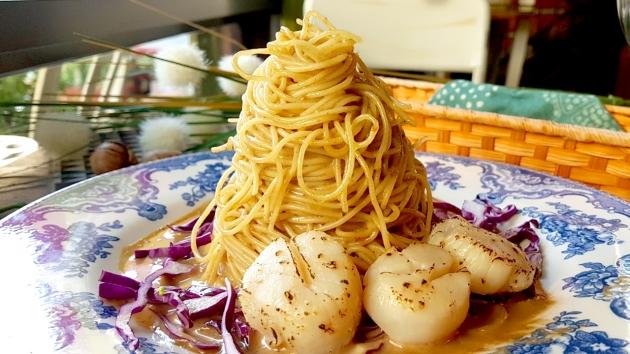 酸辣/胡麻冷麵Cold Pasta 5