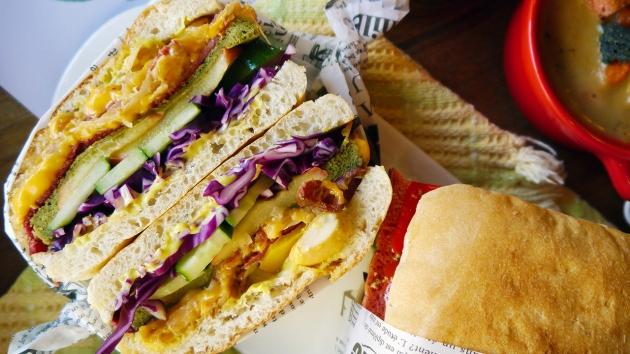 三明治Sandwich 4